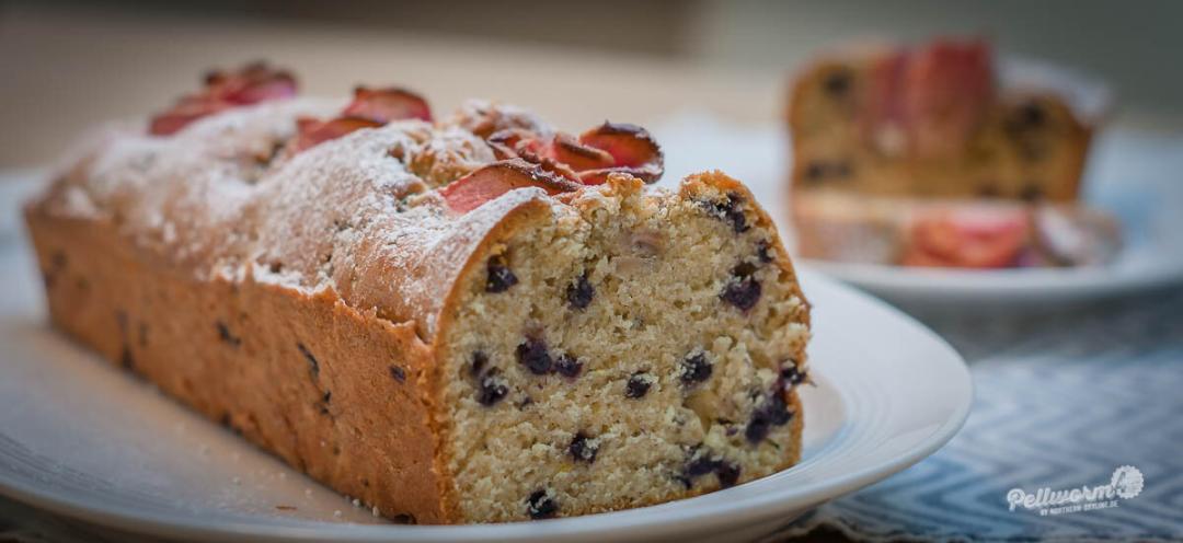 Der inoffizielle Kuchen der Pellwormer Rosentage