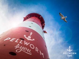 Der Pellwormer Foto- und Videoblog mit neuem frischem Logo