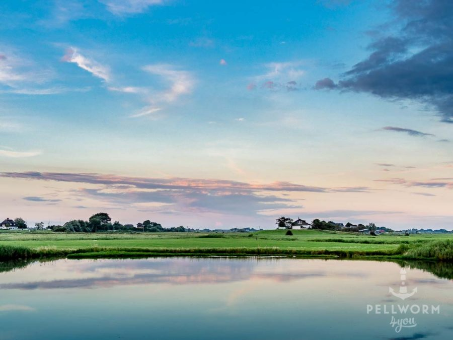 Pellwormer Seenlandschaft – die innere Schönheit der Insel