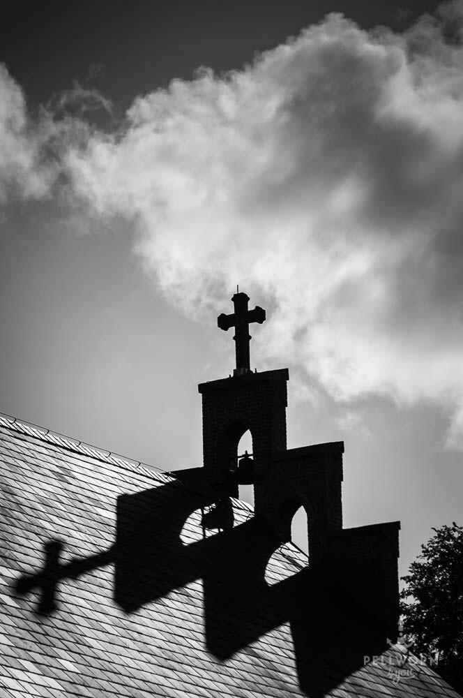 Neue Kirche auf Pellworm
