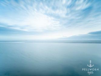 Im Wattenmeer um Pellworm sein blaues Wunder erleben und fotografieren