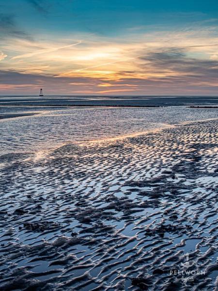 Pellworm liegt mitten im nordfriesischen Wattenmeer