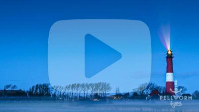 Pellworm zur blauen Stunde – die Video-Slideshow zum Entspannen